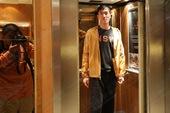 2012年7月14日,伦敦水晶公园酒店,刚刚在2012钻石联赛伦敦站比赛中退赛的刘翔回到酒店用餐,饭...