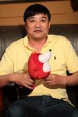 搜狐体育近日专访女篮队员赵爽的父亲,他向球迷透露赵爽的成长历程。李琳琳 摄
