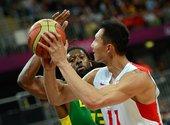 2012年8月5日,2012年伦敦奥运会男篮小组赛,中国59:98负巴西。 更多奥运视频>> 更多...