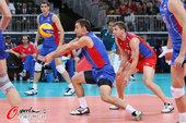 北京时间2012年8月6日,伦敦奥运会男排小组赛,俄罗斯3:0胜塞尔维亚。更多奥运视频>> 更多奥运...
