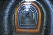 在罗马尼亚特兰西瓦尼亚的地下有许多长长的隧道。萨利那·图尔达盐矿(Salina Turda)是罗马...