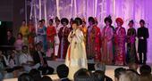 """据韩国《中央日报》9月9日消息,正在越南访问的韩国总统朴槿惠8日下午出席了在河内举行的""""美丽的同行,..."""