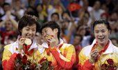 2012伦敦奥运临近之际,搜狐体育将回顾中国代表团在北京奥运会上夺下的51枚金牌。8月17日,中国女...