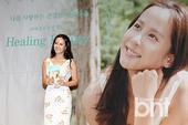 搜狐韩娱讯 4月23日下午,韩国演员赵茹珍为自身推出的美容书籍《赵茹珍的Healing Beauty...