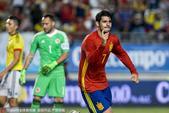 北京时间2017年6月8日凌晨3:30分,一场万众瞩目的国际友谊赛在西班牙与哥伦比亚之前打响。上半场...
