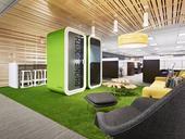 HDG Architecture | Design设计团队,为PEMCO保险公司在华盛顿州的斯波坎市...