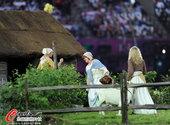 北京时间2012年7月28日,2012年伦敦奥运会,开幕式即将举行。更多奥运视频>> 更多奥运图片>...