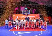 """2017年7月23日,由中国篮球协会和耐克体育(中国)有限公司联合主办的""""中国三对三篮球联赛""""201..."""