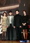 搜狐韩娱讯 11月1日,MBC新水木剧《想你》在首尔小公洞Lotte Hotel举办了制作发布会。由...