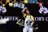 北京时间1月19日,2016澳大利亚网球公开赛进入第二日争夺,在男单首轮的比赛中,赛会5号种子西班牙...