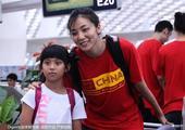 北京时间7月20日,中国女篮国家队从深圳机场出发,正式出征2017女篮亚洲杯。本届亚洲杯在印度班加罗...