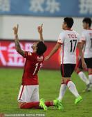 2017年4月21日,2017年中超联赛第6轮:广州恒大vs辽宁宏运。