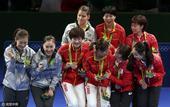 北京时间8月17日,2016年里约奥运会乒乓球女团决赛在中国队与德国队之间进行。老将李晓霞本场比赛率...