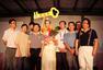 揭青岛历年啤酒女神 最高超1米8最小16岁(组图)