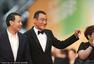 北京电影节开幕红毯 梁家辉携《王牌》剧组现身