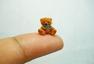 手指上的超级迷你咔哇伊毛毡小动物们