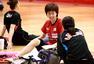 高清:日本训练14岁美女抢镜 石川佳纯提升颜值