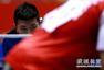 高清:世乒赛男团3-0塞尔维亚 五战全胜跻身八强