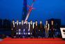 《变形金刚5》全球首映礼 男团ZERO-G受邀出席
