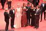第64届柏林电影节开幕 梁朝伟斯文顿领衔红毯
