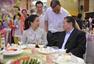 """高清图:王皓大婚激吻爱妻 """"中国好声音""""献唱"""