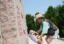89岁致公党党员初臻德签订遗体捐献书(组图)