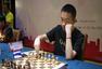 高清:亚洲国象锦标赛首轮开赛 余泱漪领衔出赛