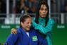 里约之流泪瞬间:激动或遗憾 他们在赛场上的泪