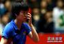 高清:朝鲜女队顽强令人动容 每球必争内心强大