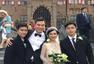 英夫妻全球已办66次婚礼   让爱更浓