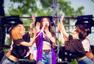 万妮达长沙首演大雨助燃 数万观众冒雨狂欢