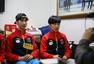高清:搜狐专访中国短道速滑队 范可新容光焕发