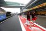 高清:搜狐体育独家体验雷诺pit房 感受F1魅力