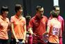 高清:女团3-0斯洛伐克两连胜 刘诗雯上演横扫