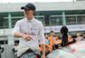 高清图:中国超级跑车锦标赛 韩庚驾车获第9名