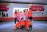 2014亲子健步跑:启动仪式
