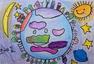 我爱颜色--小天才绘画大赛优秀作品公布