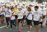 日本跑步接力助威东京奥运 两奥运金牌得主参加
