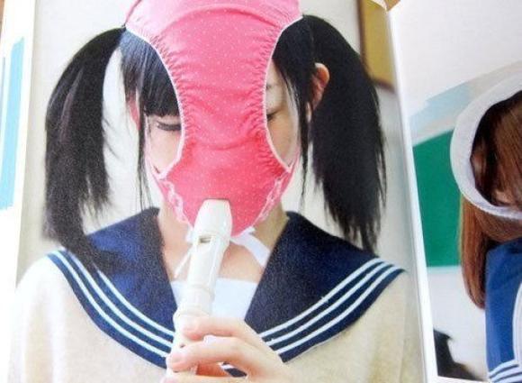 丹东少女穿内裤新闻头套拍写真(图)_日本校服纹清细刻纸乐图片