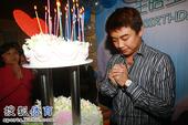 """今年的12月1日将是王皓的25岁生日,而他的球迷""""皓迷""""们也选择了今天为王皓庆生。(搜狐-唐怡民/摄..."""