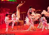 11月27日,2010广州亚运会闭幕式,仁川时间。搜狐体育 雨霖铃/摄
