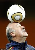 2010年7月10日,约翰内斯堡,2010世界杯决赛前瞻,西班牙训练备战。