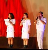2009年6月底,越南海军首次访华。笔者在采访时遇到随舰来访的2位越南海军女兵,真可谓难得一见。这2...