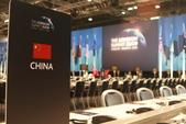 G20伦敦峰会会场媒体中心