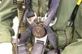 在第七届珠海航展上展出的国产防护救生系统