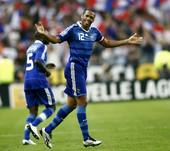 北京时间9月11日,2010年南非世界杯欧洲区预选赛法国2:1胜塞尔维亚