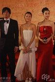 搜狐娱乐讯 2009年6月13日,上海,第12届上海国际电影节于当晚开幕。《非常完美》剧组走上红地毯...