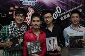 搜狐娱乐讯 8月28日,刚刚结束了2010快乐男声全国总决赛5进4比赛,快男全国12强中的谭杰希、赵...
