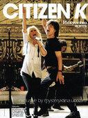 克里斯蒂娜-阿奎莱拉 (Christina Aguilera) 登上了《Citizen K》2008...