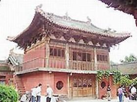 卢氏城隍庙